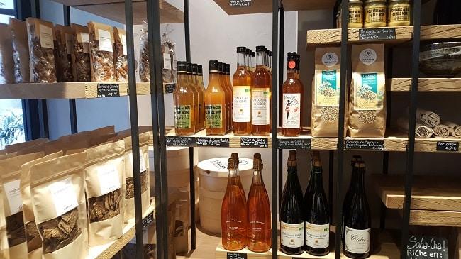 Maison du sarrasin à Saint-Malo