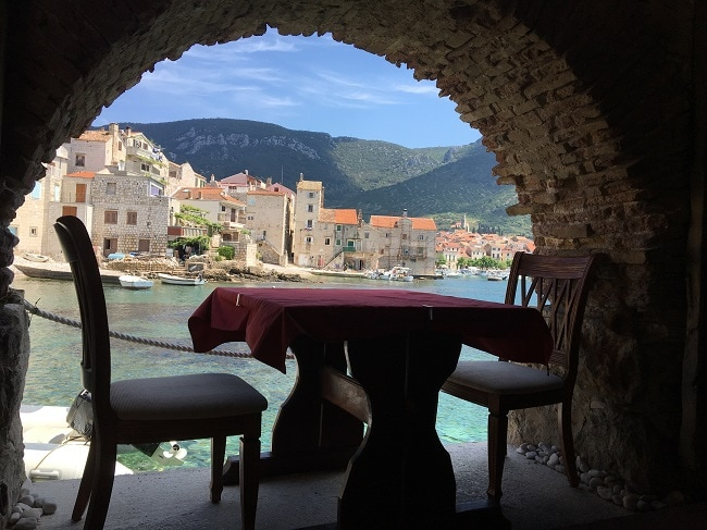 week-end en croatie