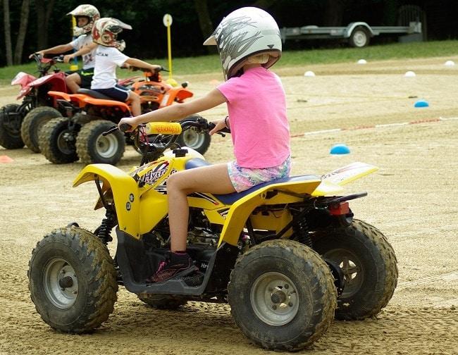 quad pour enfant
