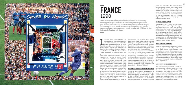 coupe du monde foot france 98