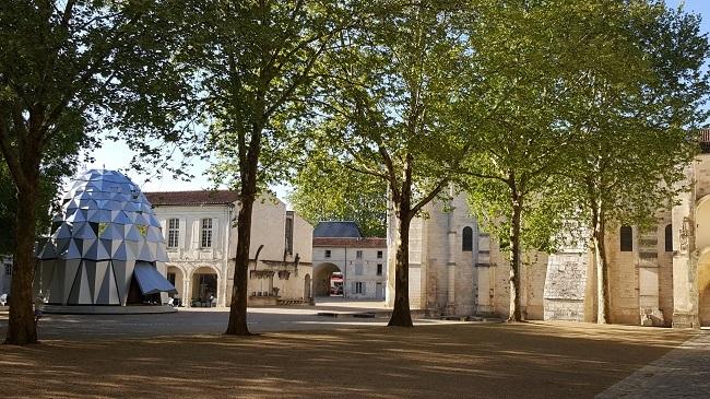 L'abbaye aux Dames de Sainte