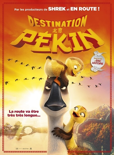 Film Destination Pekin