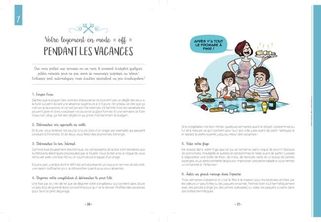 le livre qui va vous simplifier la vie en vacances