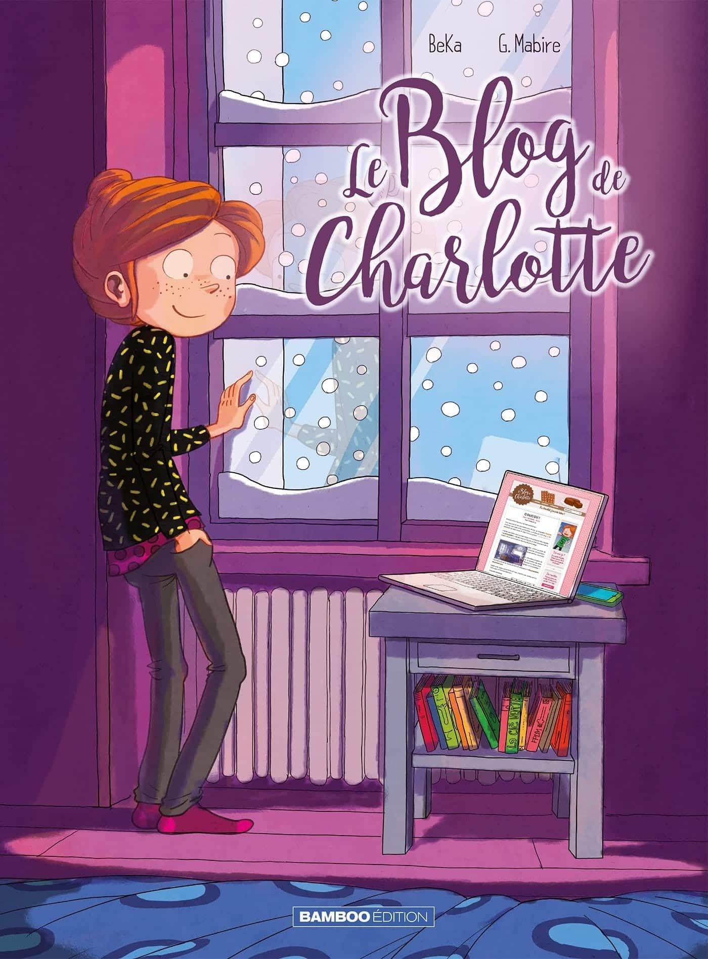 BD Le Blog de Charlotte