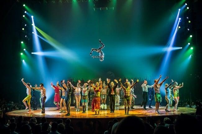 Totem Cirque du Soleil