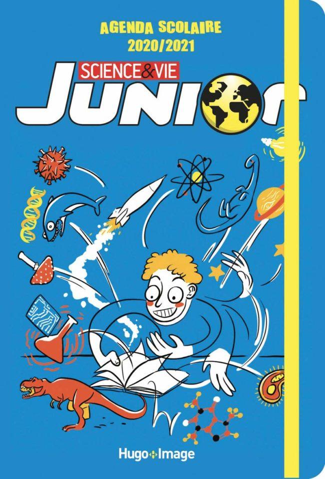 agenda scolaire Science & Vie Junior 2020-2021