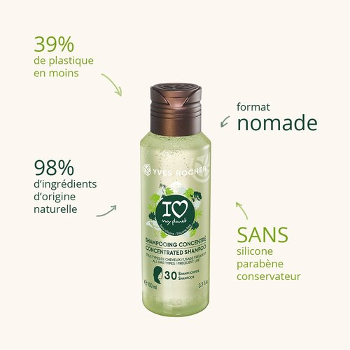 shampooing concentré