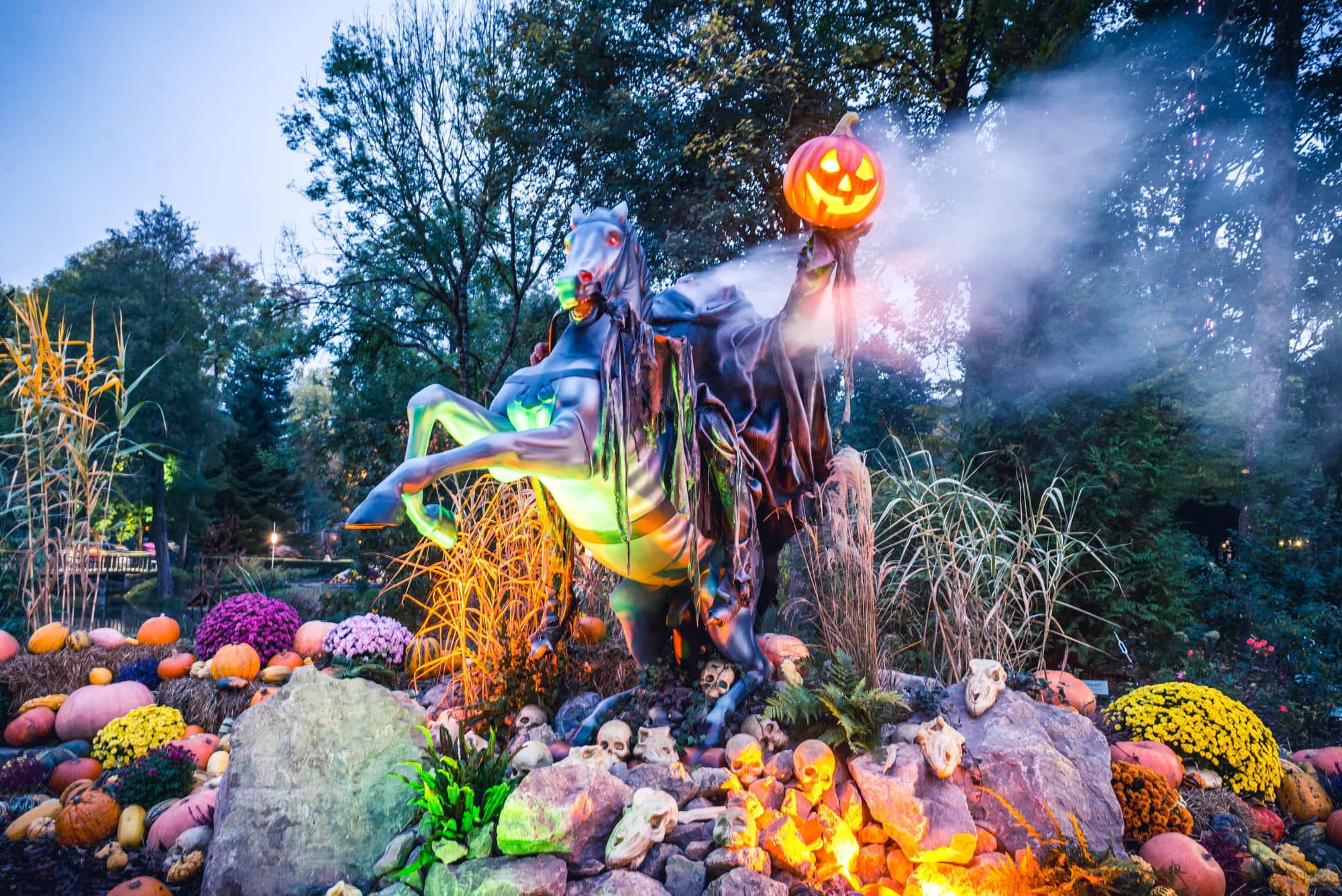 halloween à nigloland