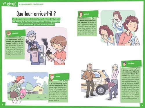 Expliquer Alzheimer aux enfants