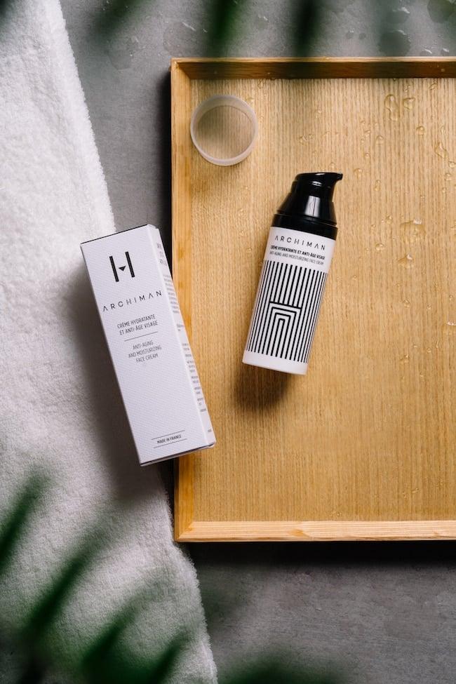 cosmétique pour hommes