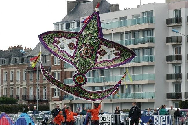 Festival du cerf volant Dieppe 2018