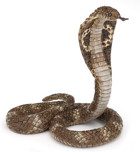 figurine cobra papo