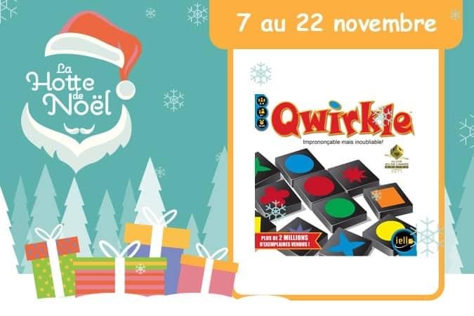 Concours Qwirkle