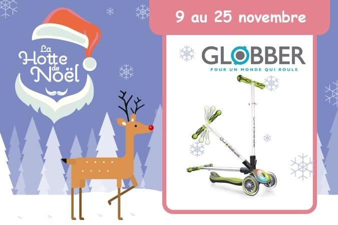 concours Noël Globber