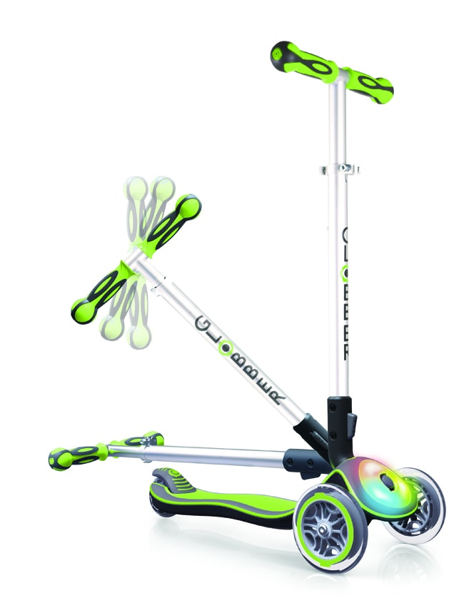 trottinette enfant Elite Lights Globber