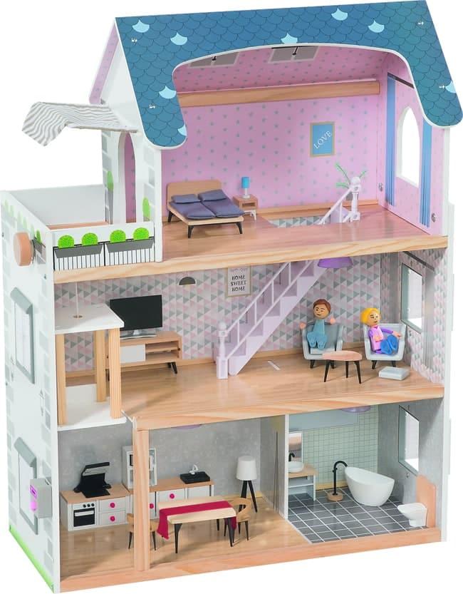 Maison de poupée XXL