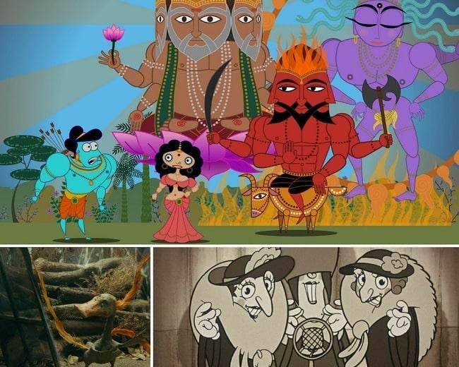 Fête du cinéma d'animation 2018