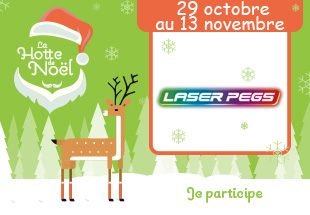 concours Laser Pegs