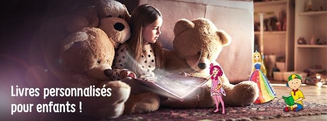 framily.fr livre personnalisés pour enfants