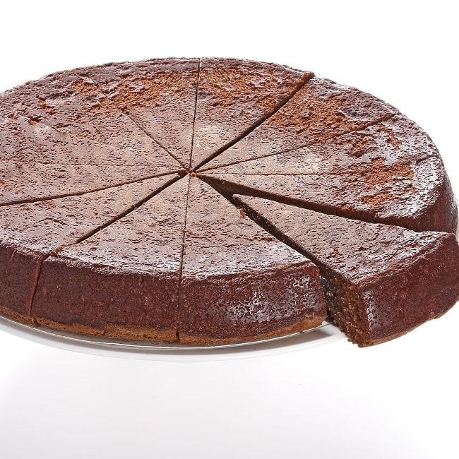 gateau au chocolat entier