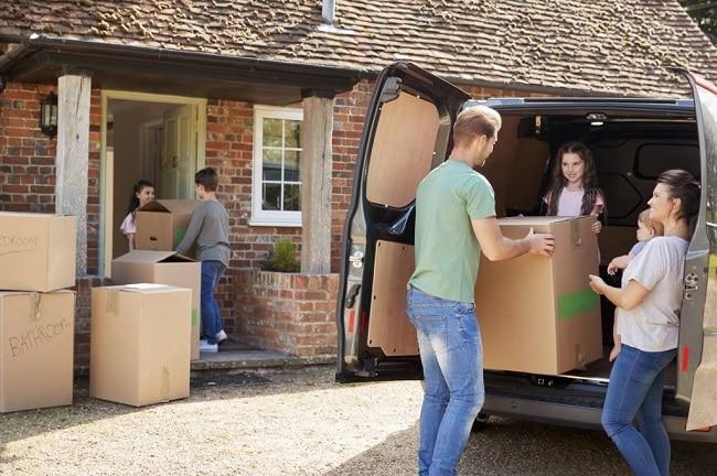 louer un véhicule pour déménagement