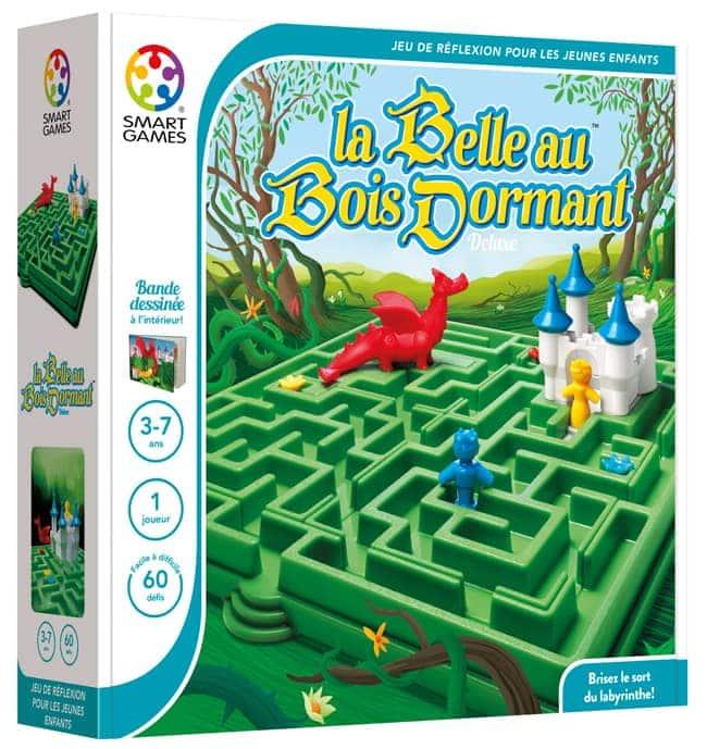 jeu de La Belle au Bois Dormant chez Smartgames