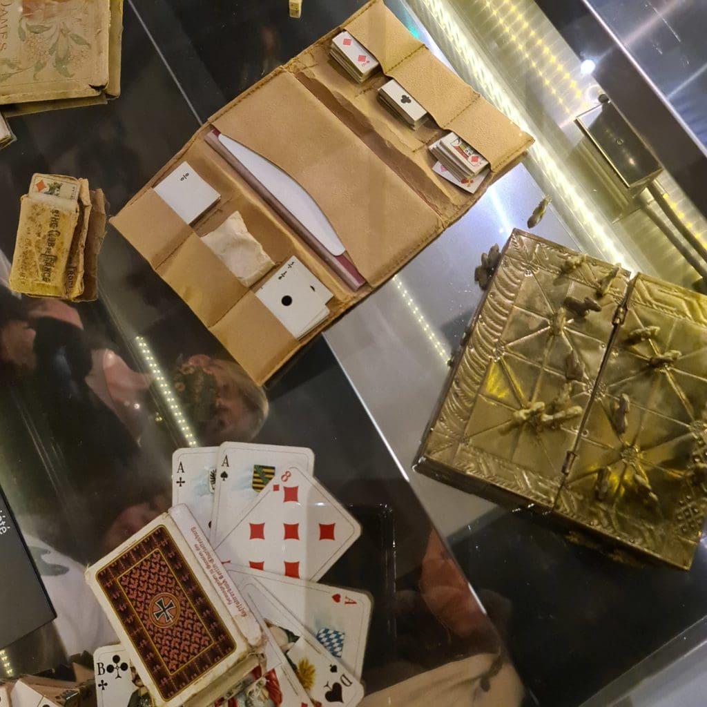 jeux de tranchée musée de Meaux