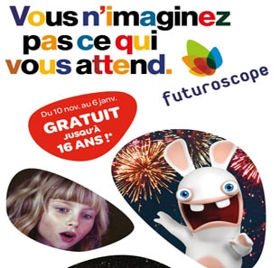 futuroscope enfant gratuit