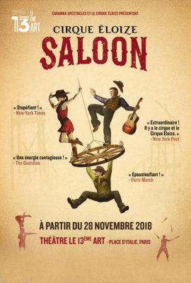 cirque Saloon
