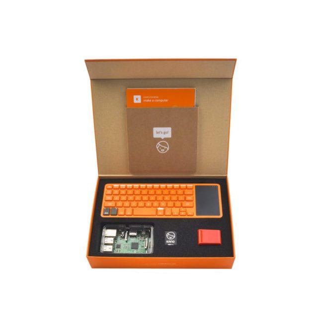 kano ordinateur à construire