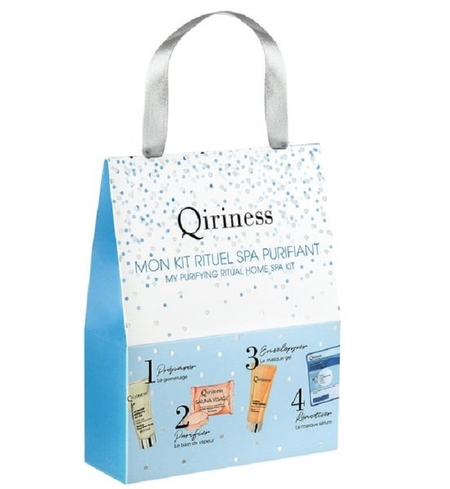 kit rituel spa qiriness