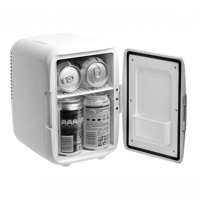 mini réfrigérateur canettes