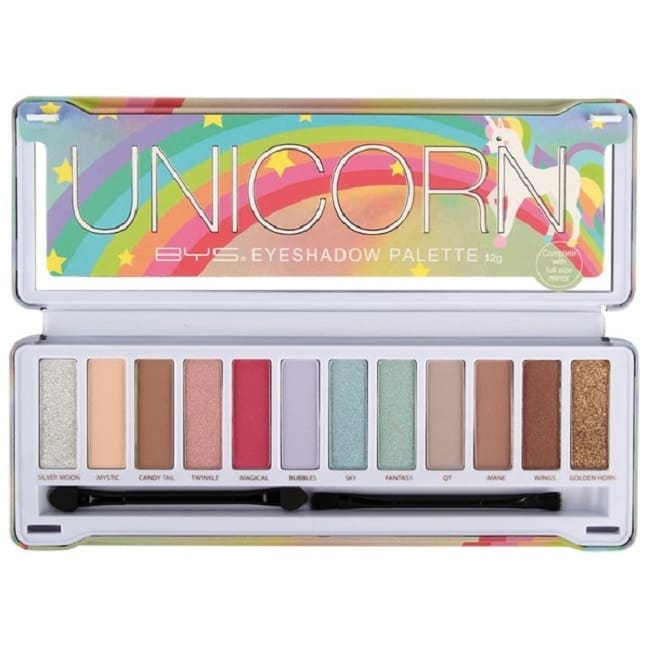 palette maquillage unicorn