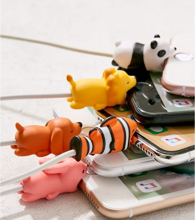 protège câbles animaux