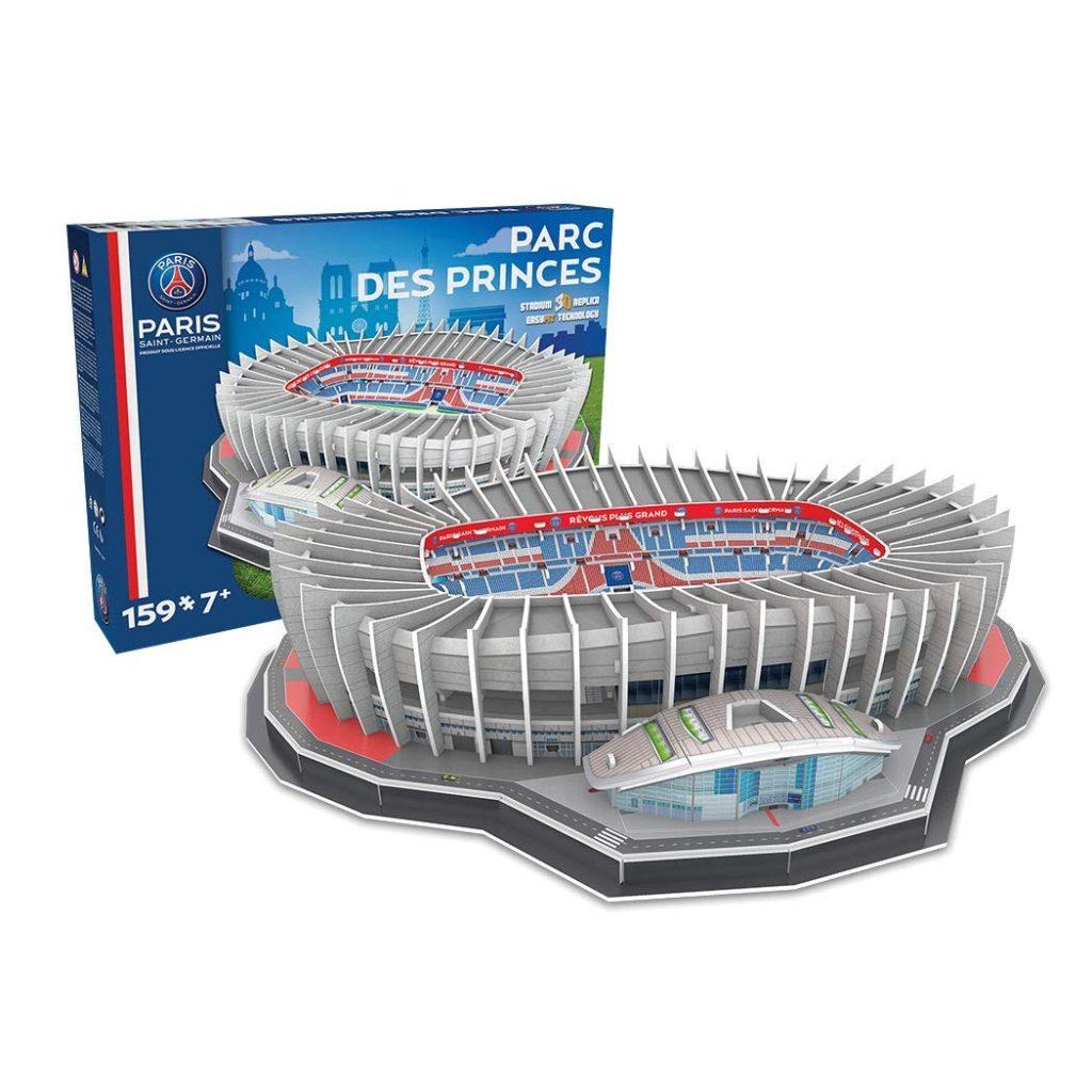 puzzle 3D stade de foot