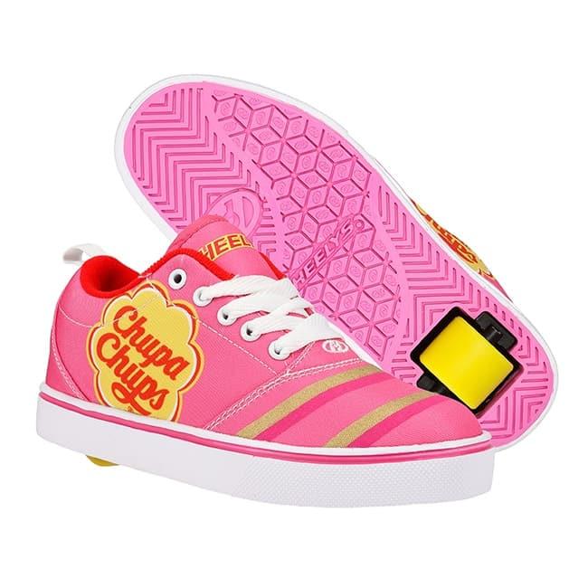 sneakers Heelys Chupa Chups roses