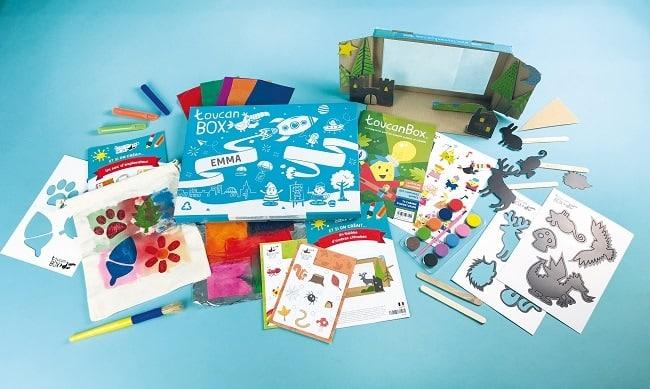 box créative enfant