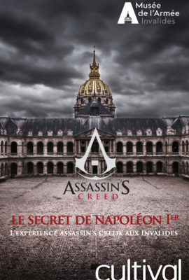 l'expérience Assasin's Creed Invalides