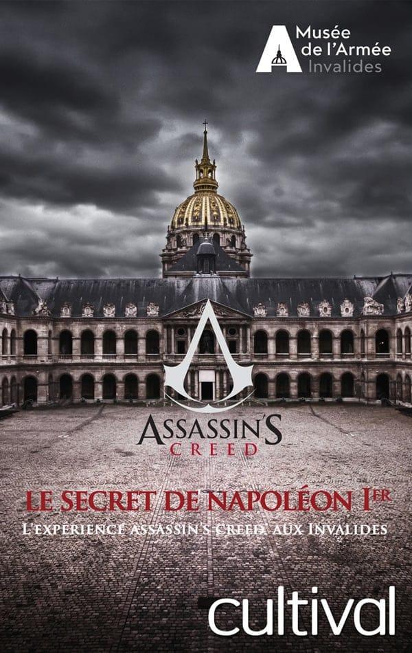 l'expérience Assasin's Creed Invalides