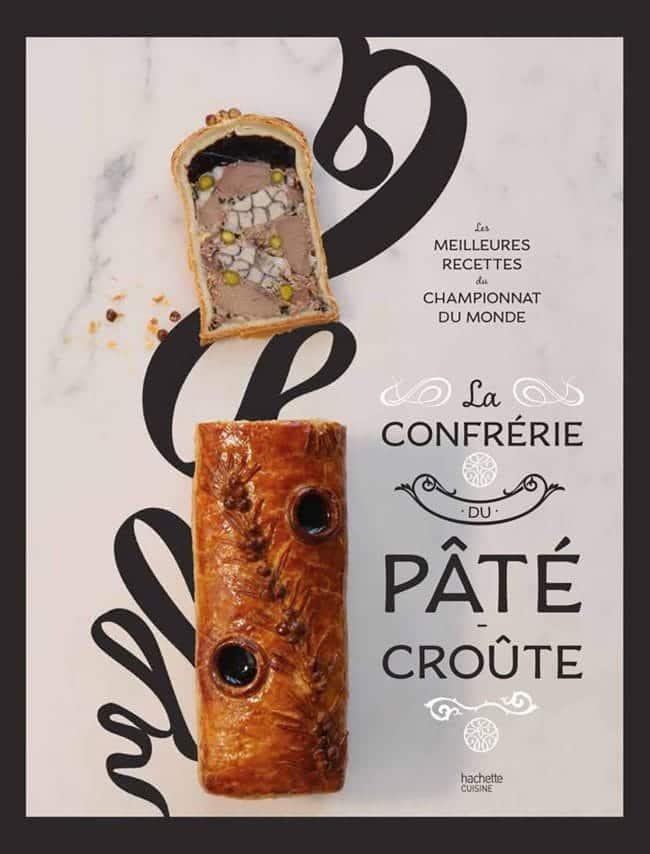 livre la confrérie du pâté croûte