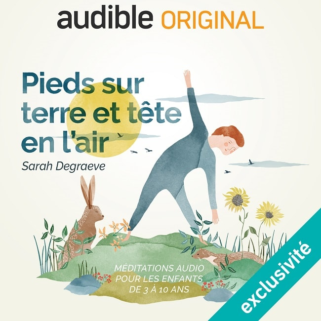 livre audio méditation enfant