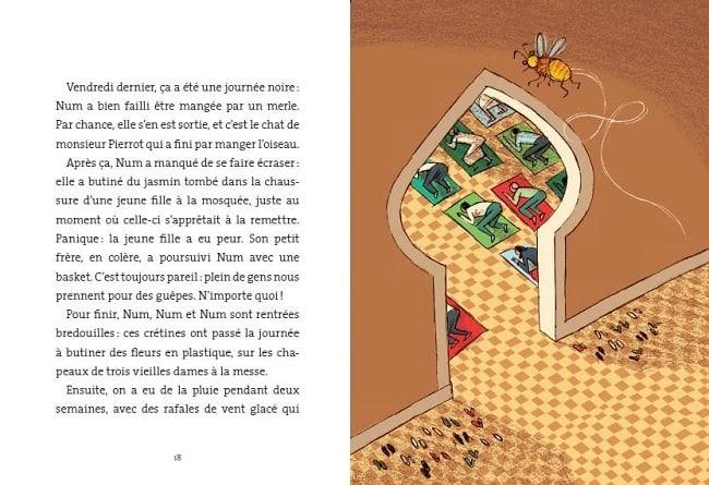 Le miel de la rue Jean Moulin