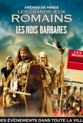 Grands jeux romains nimes 2019