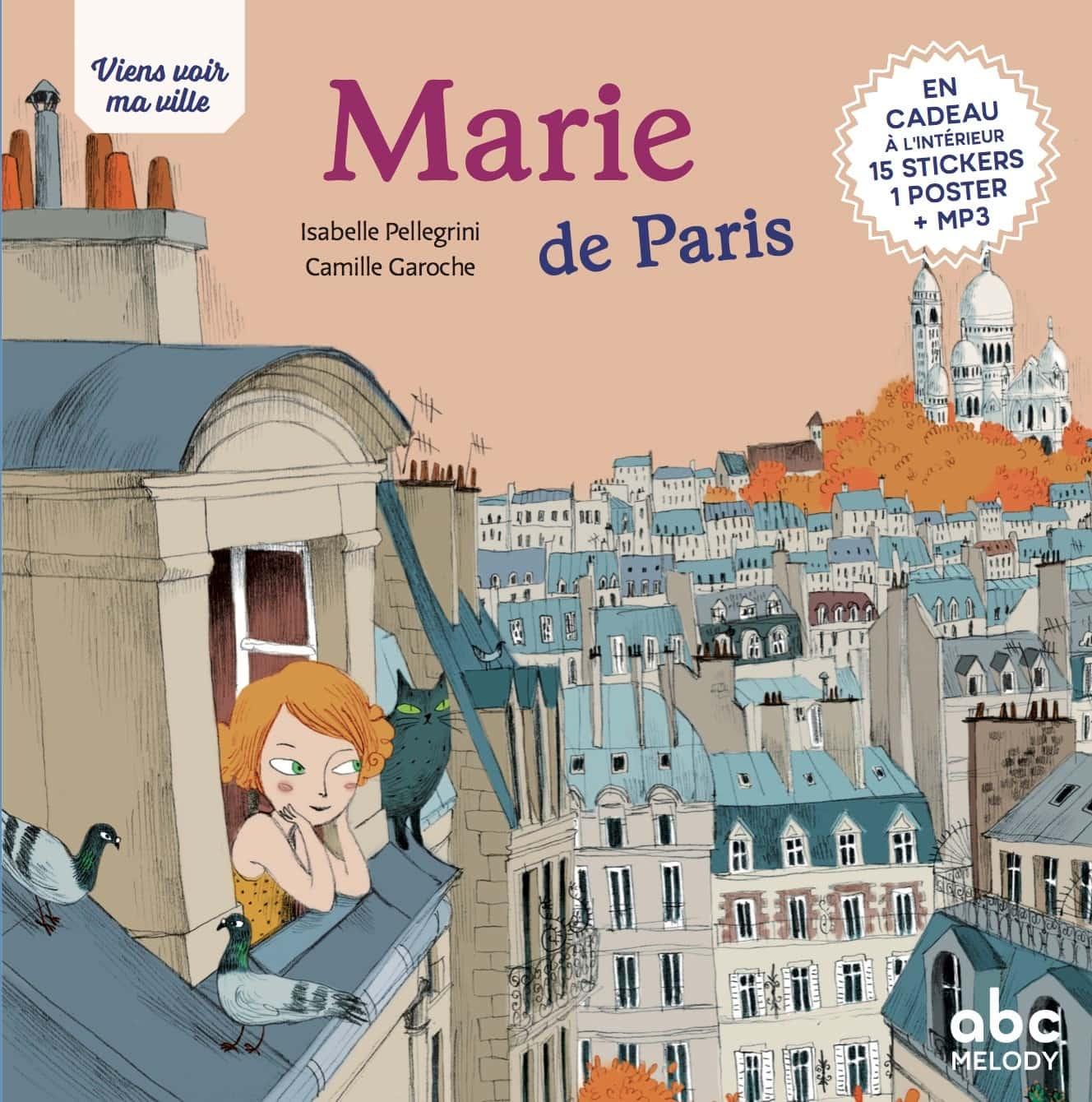livre enfant Paris