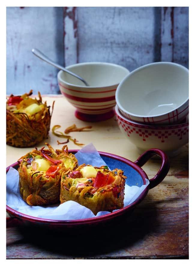 muffins salés au beaufort