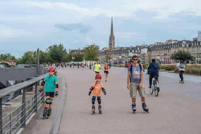 Bordeaux en famille