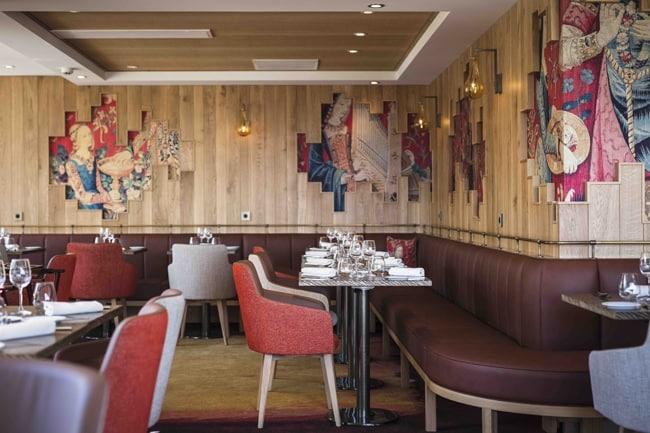 restaurant Villa des Sens