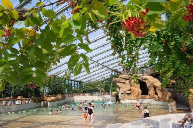 Aqua Mundo Center Parcs Le lac d'Ailette