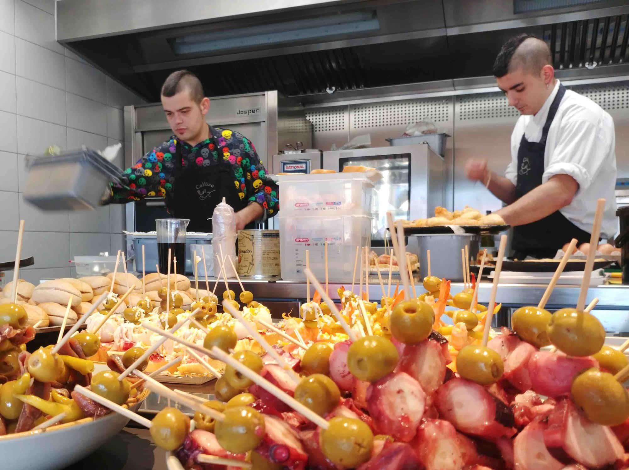 restaurant Pyrène by Callizo