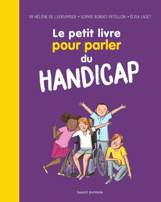 livre pour expliquer le handicap aux enfants